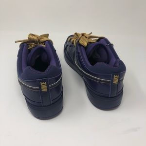 Nike Shoes - Nike Air troupe low IMPERIAL PURPLE NWT 324923-500